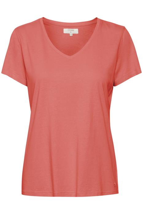 Cream Naia T-Shirt peach