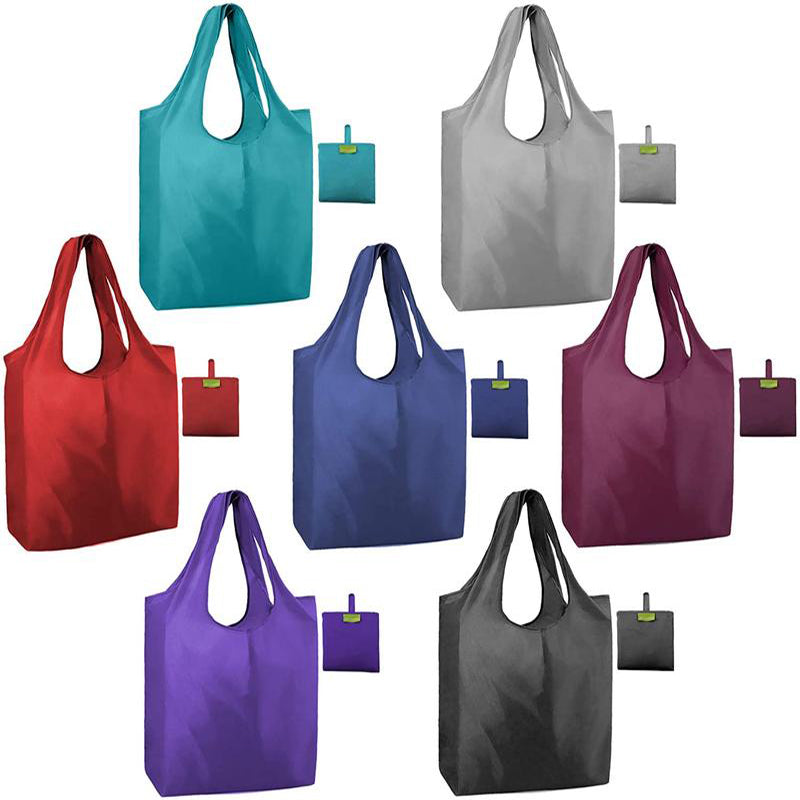 BeeGreen 7 Pack Reusable Shopping Bags