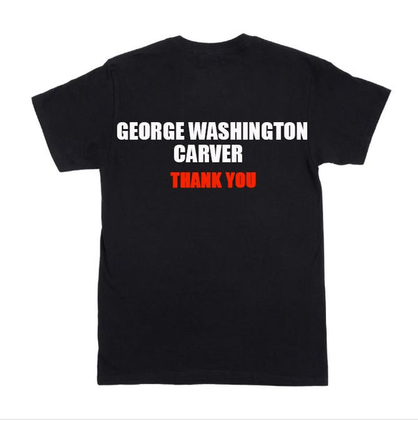 GEORGE WASHINGTON CARVER T-SHIRT