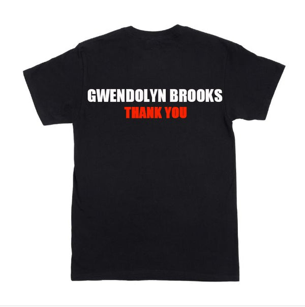 GWENDOLYN BROOKS T-SHIRT
