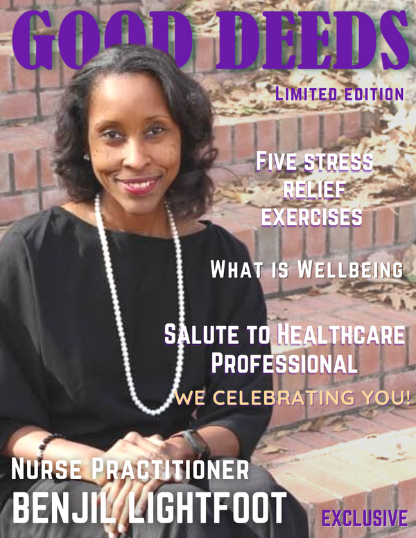 Good Deeds Magazine - Healthcare Professionals Spotlight