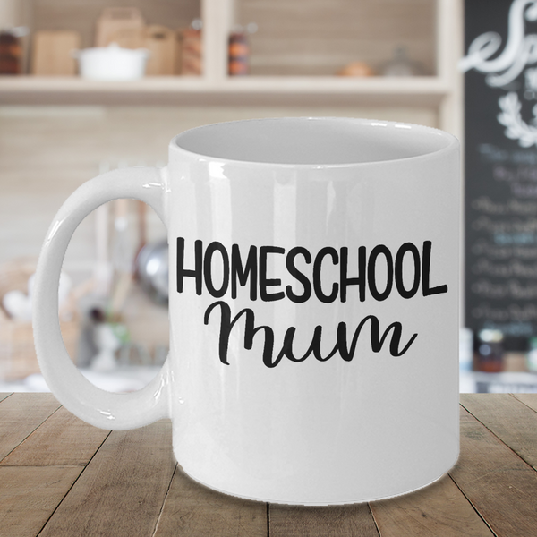 Homeschool Mum Coffee Mug
