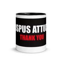 Homage to Crispus Attucks Mug with Color Inside, Black History Month Coffee Mug, Gift for Her, Gifts for Him