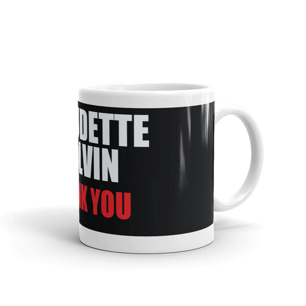 Homage to Claudette Colvin Coffee Mug