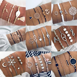 Beautiful Charm Bracelets & Bangles