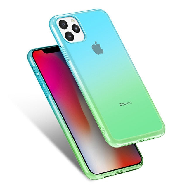 Iphone 11 Pro 7 8 Plus 6s 11 X XS 7 8 Plus 6 6S Soft Phone Case