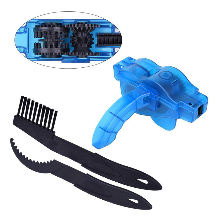 Bicycle Cleaner Brush Set