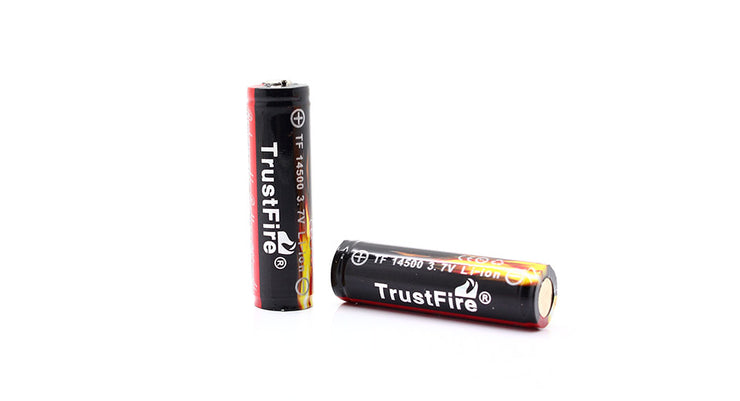 Trustfire TR-14500 Battery - CoolStuff168PH