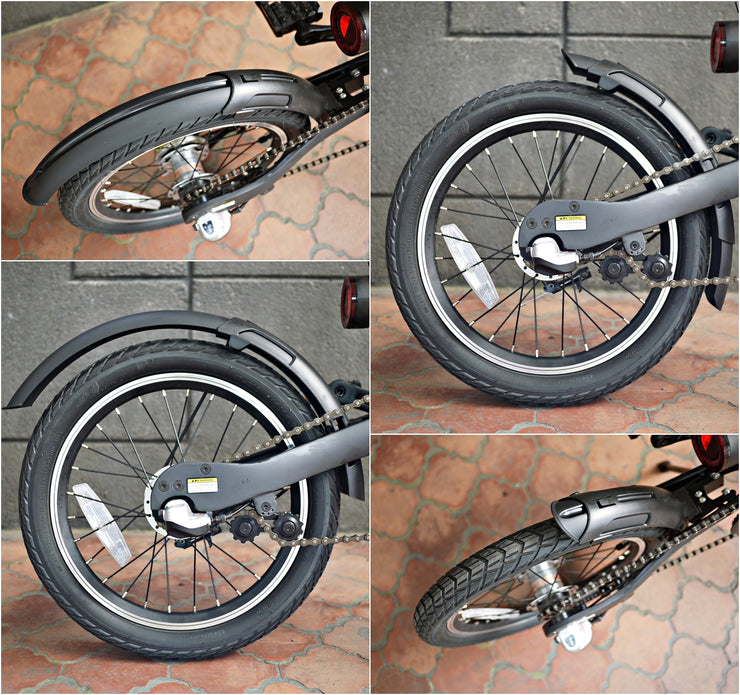 Xiaomi QiCycle Mudguard Kit