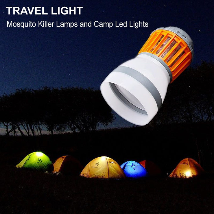 Travel Light & Mosquito Lamp (USB Rechargeable) - CoolStuff168PH