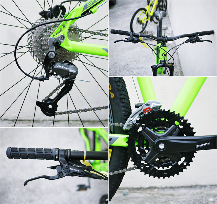 "Simplon Blizzard 6.1 29"" Mountain Bike"