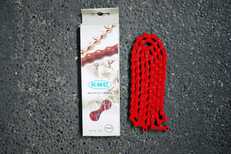 "KMC Chain Single Speed 1/2"" X 1/8"""