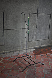 Bike Stand with Hook