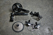 LTWOO AX 2x11spd Groupset (22S Series)