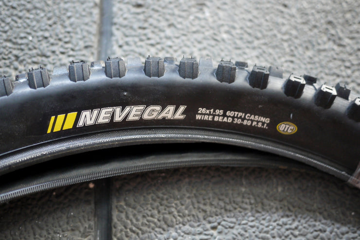 "Kenda Nevegal Wired 26"" x 1.95 (559) Bike Tires"