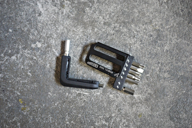 Super B 7-in-1 Mini Tool Kit