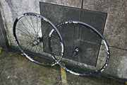 "27.5"" Disc Brake Wheelset"