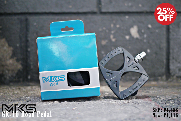 MKS GR-10 Road Pedals