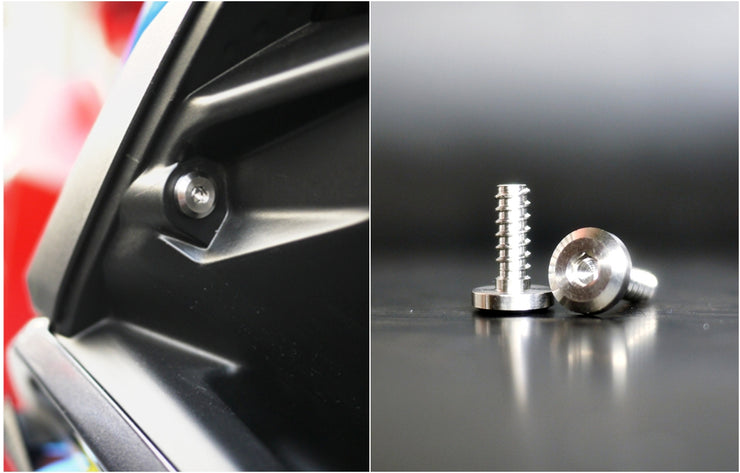 Titanium Self-Tapping Screw for Motorcycle - CoolStuff168PH