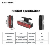 Enfitnix XliteT Smart Tail Light