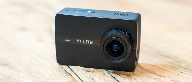 Yi Lite Action Camera Set with Case