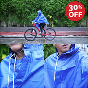 Rainproof Bicycle Poncho