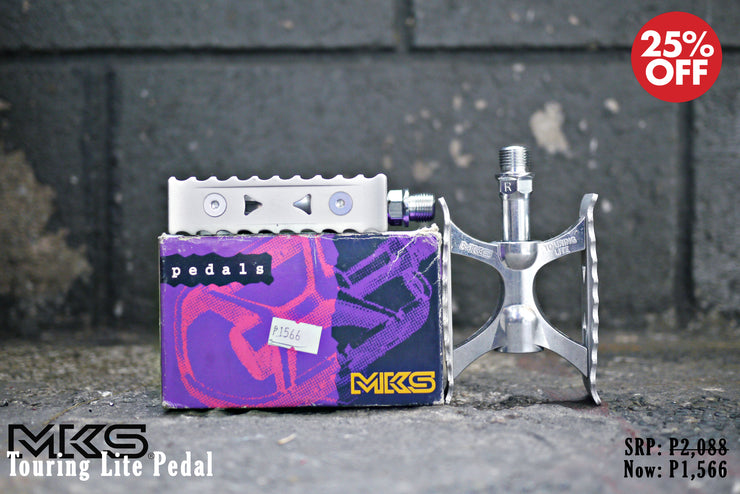 MKS Touring Lite Pedals