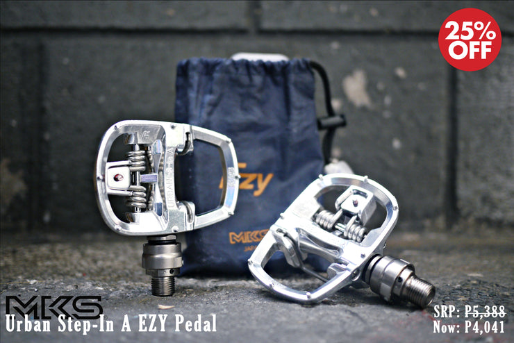 MKS Urban Step-In A EZY Quick-Release Pedals