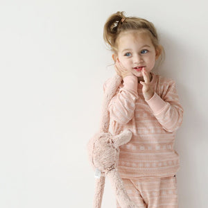 Childrens Printed Pyjama Set