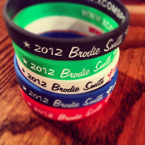 Brodie Smith Wristbands