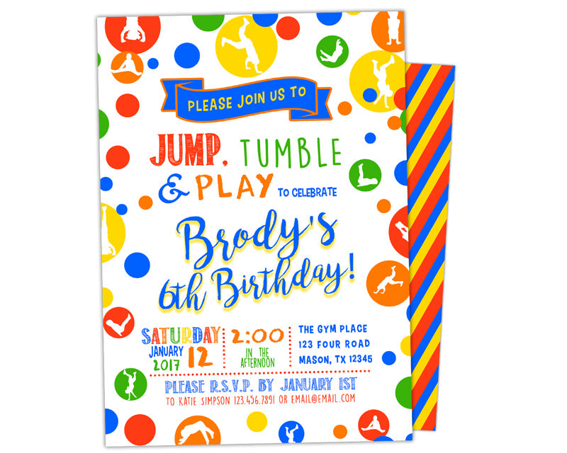 It's just a picture of Free Printable Gymnastics Birthday Invitations pertaining to glow bowl