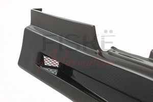 Toyota Starlet Glanza EP91 JAM Style Side Skirts