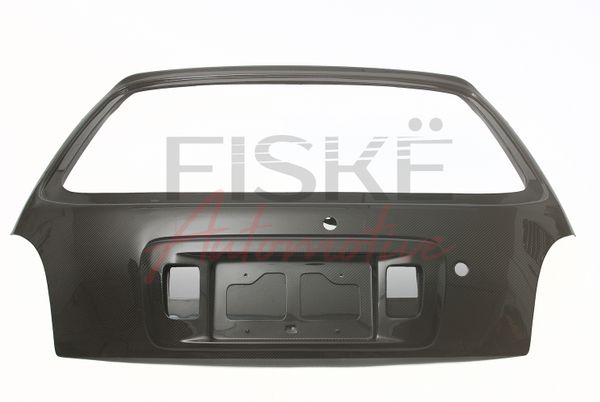 Toyota Starlet Glanza EP91 Number Plate Surround