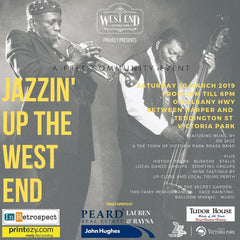 Jazzin' up the West End