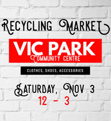 Round 2 Recycling Vic Park Market