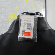 Jacqui E black jacket NWT (16)