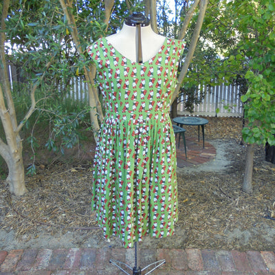 Revival Foxtrot dress NWT (16)-Dress-Mint Preloved