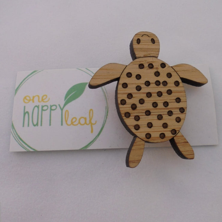 Turtle Brooch-Accessory-Mint Preloved