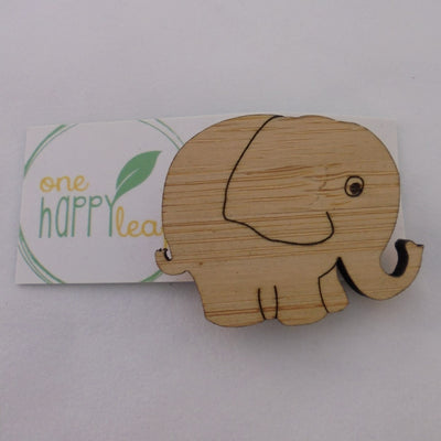 Elephant Brooch-Accessory-Mint Preloved