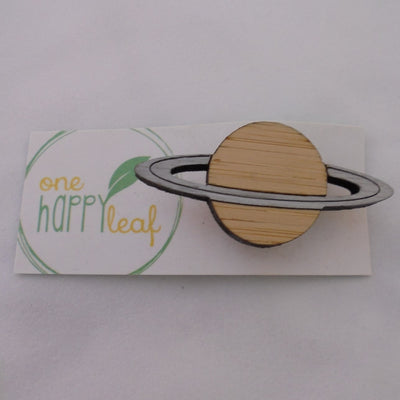 Planet brooch-Accessory-Mint Preloved