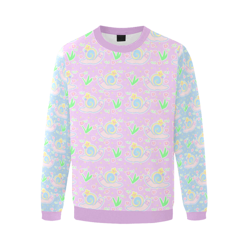 Starry Dreamy Snail Sweater (Made to Order)