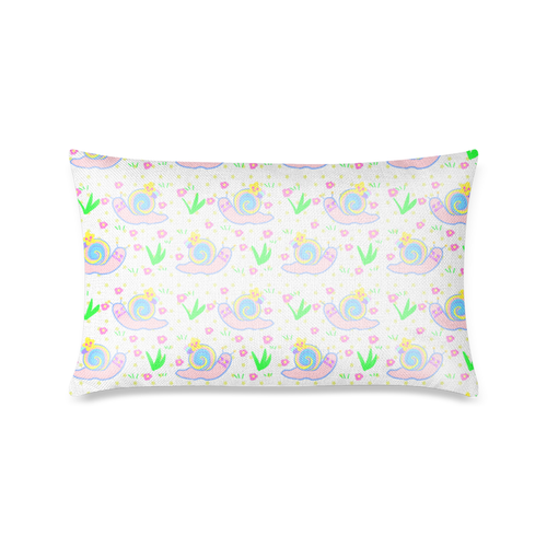 Dreamy Snail  Pillow  Case (Made to Order)