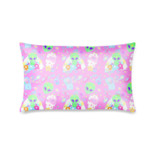 Load image into Gallery viewer, Alien Cutie Reba Pillow Case (Made to Order)