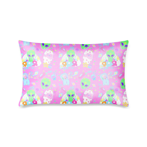 Alien Cutie Reba Pillow Case (Made to Order)