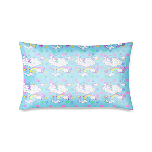 Sweetie Dreams and Trixie Pillow  Case (Made to Order)