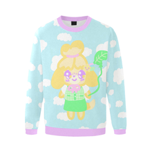Load image into Gallery viewer, Animal Crossing Isabelle Yume kawaii Sweater