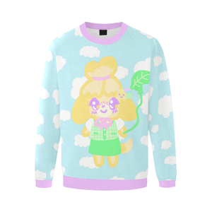Animal Crossing Isabelle Yume kawaii Sweater