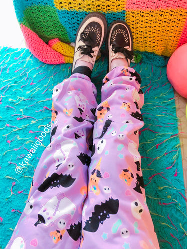 Halloween Sweets Jogger Pants (Made to Order)