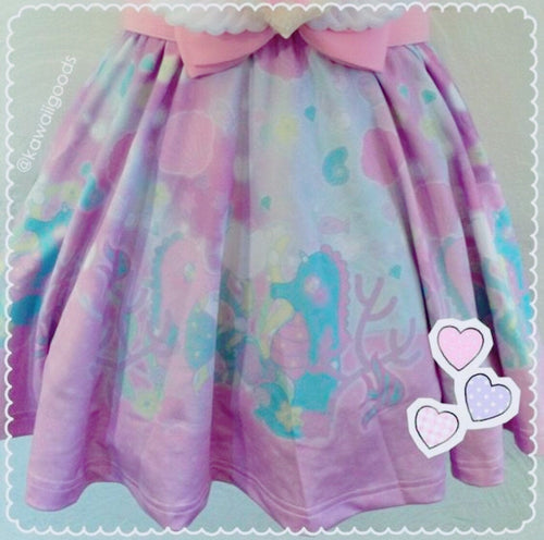 Starry Marrine Skirt (Made to Order)