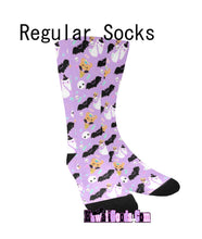 Load image into Gallery viewer, Halloween Sweets Party Socks (Made to Order)